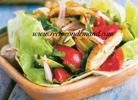 salad recipes, mexican salad