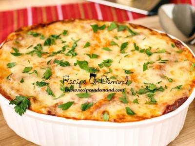 Baked Cheesy Chicken Penne Pasta