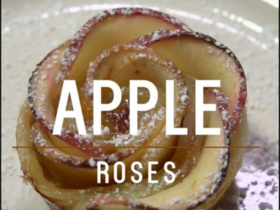 Baking Recipes Step By Baked Apple Roses