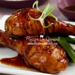 Teriyaki Chicken Drumsticks